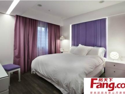 现代卧室效果图女性卧室