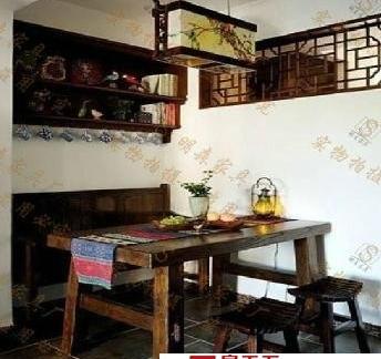 古典装饰中式实木家具图片