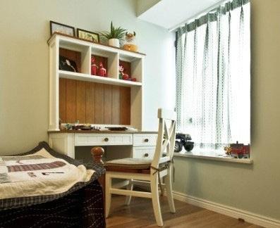 2017书桌飘窗装修效果图 房天下装修效果图图片