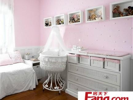 40平小户型装修样板房 房天下装修效果图
