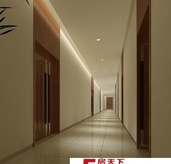 2018走廊地砖装修效果图 房天下装修效果图