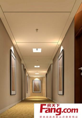 大户型家装走廊效果图图片