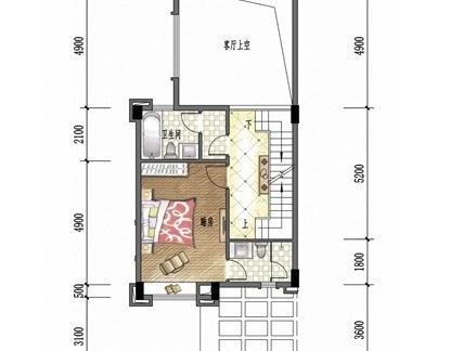 农村小别墅平面设计图