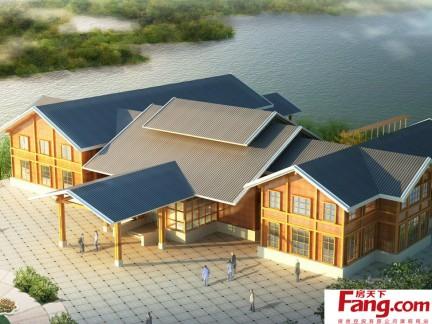 农村双拼别墅三层设计图