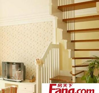 小户型复式楼梯设计图
