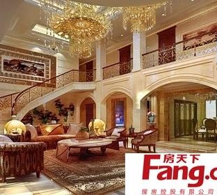 com/album/ 简约中式农村别墅客厅楼梯设计效果图片大全 个人图片