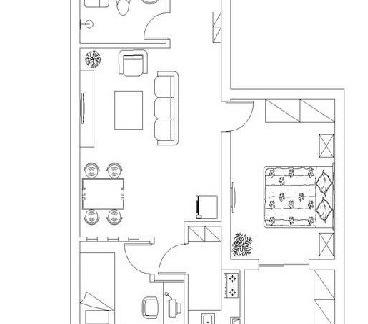 2013最流行70平米小户型设计图