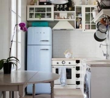 超小户型厨房效果图