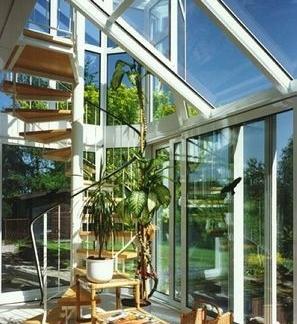 美式阳光房装修效果图片欣赏