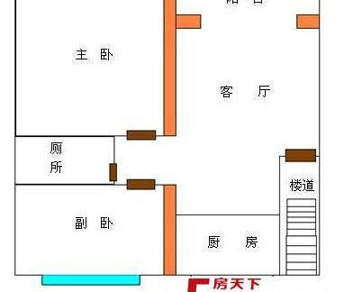 90平方房屋设计图简略图片