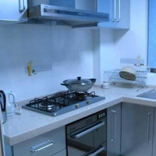 厨房不锈钢灶台设计图