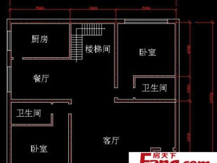 90平方房子设计图平面图赏析