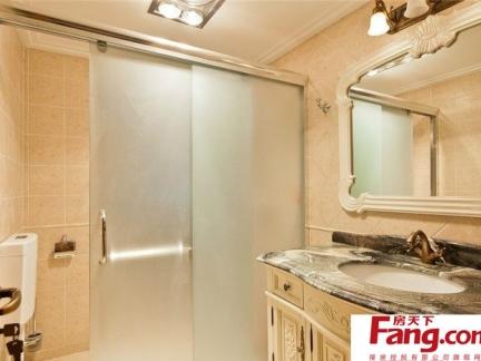 2013地中海风格的浴室装修效果图大全2012图片集锦