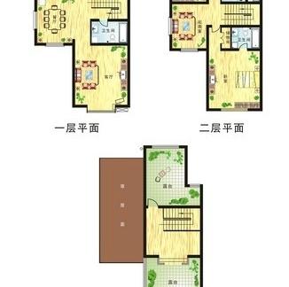 家居楼房平面设计图纸
