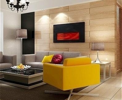 2017小户型欧式背景墙效果图-房天下装修效果图图片