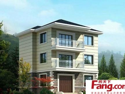 2012农村三层房屋设计图