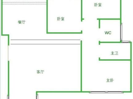 农村两层小别墅户型图-2017小别墅两层整体户型图 房天下装修效果图