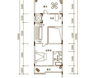 农村别墅底层设计图纸及效果图大全