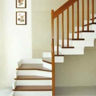 室内简易楼梯装修效果图