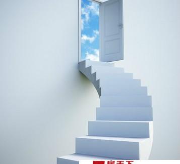 旋转楼梯设计整体图