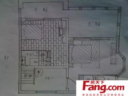 手绘设计图-搜房网装修效果图