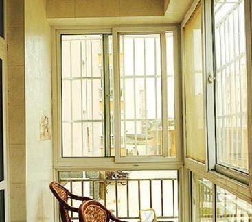 房间阳台装修效果图