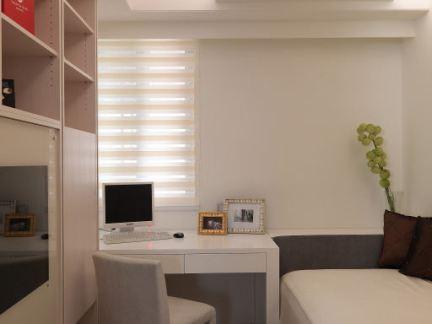 简约风格小户型书房室内设计