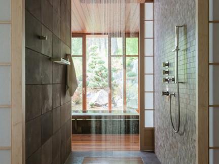 豪华卫生间淋浴房设计