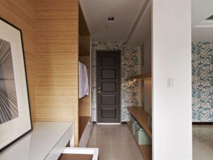 卧室隔断柜装修效果图