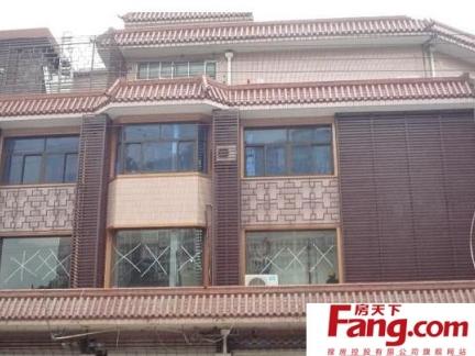 中式民间别墅外墙瓷砖装修设计