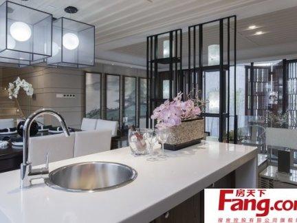 新中式风格厨房吊灯设计