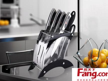 时尚不锈钢厨具品牌刀具