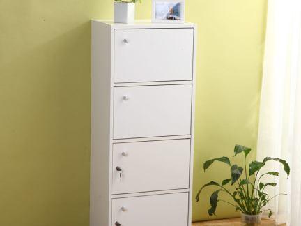 现代简约客厅柜子设计