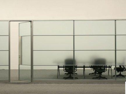 會議辦公室屏風隔斷效果圖圖片