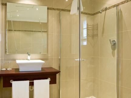 时尚卫生间淋浴房设计