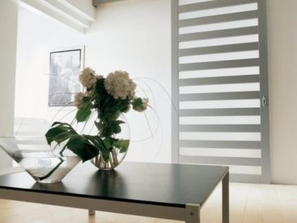 现代时尚风格客厅门套装修效果图