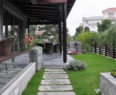 现代别墅外观装修风格