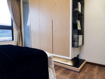 卧室壁柜装修设计效果图