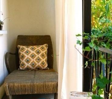房间阳台装修效果图片