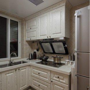 厨房厨柜装修-搜房网装修效果图