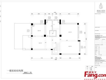 农村房子平面图设计