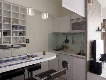 简约家装超小厨房设计
