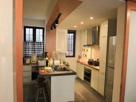 家庭厨房垭口装修效果图图片