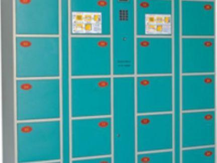 超市储物柜设计