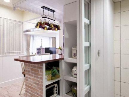 房屋室内玻璃移门装修设计图片
