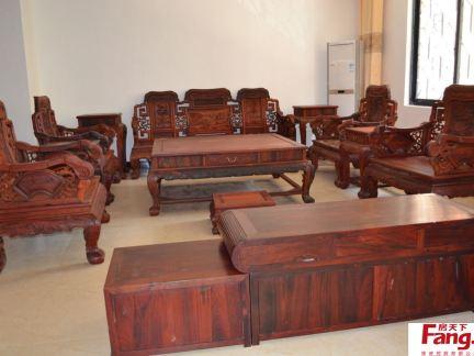 客厅红木家具图片欣赏