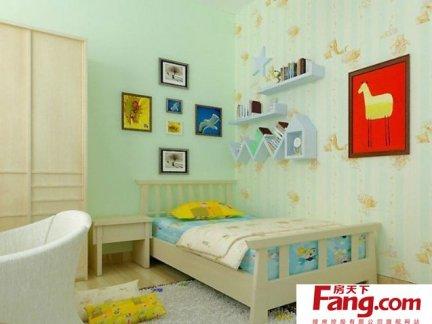 最新小孩卧室装修效果图片