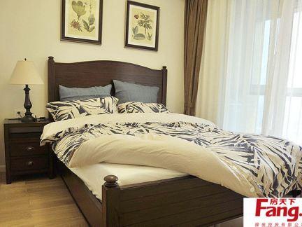 6平米小美式卧室设计