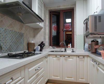家庭厨房装修图片-搜房网装修效果图