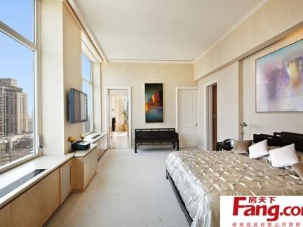 40平方米单身公寓装修设计效果图